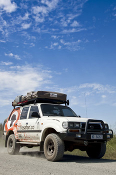 The Safari Co. Expeditions