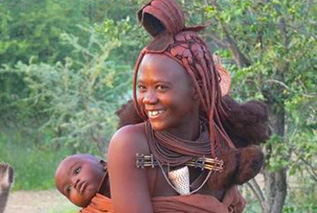 Visit the Himba Tribe with Karibu Safari