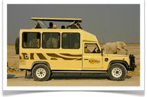 Karibu Safari - comfortable safari vehicles