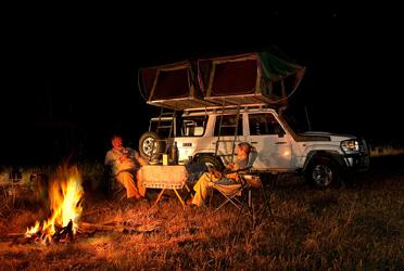 Travel Adventures Botswana Self Drive Safari Packages | 4x4